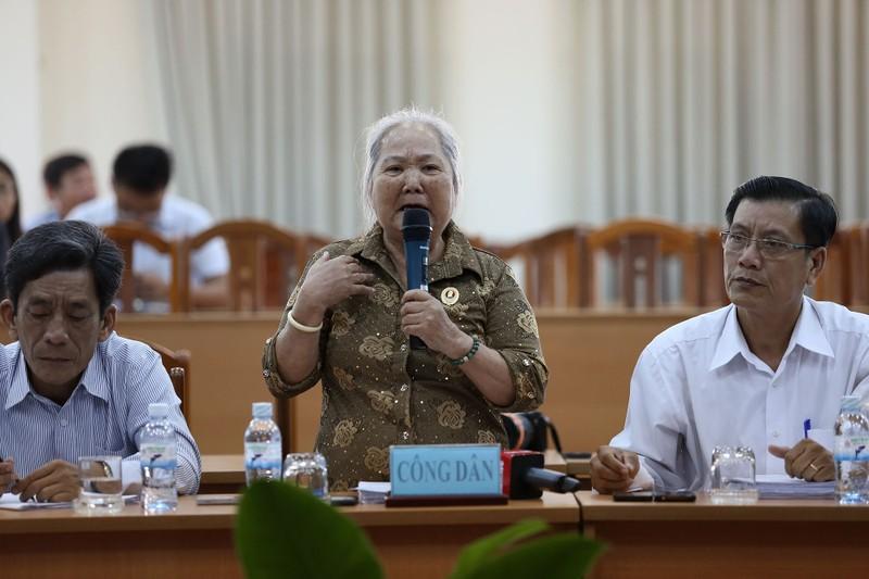 Toàn cảnh lãnh đạo Ban Tiếp dân TW và TP.HCM gặp dân Thủ Thiêm - ảnh 4