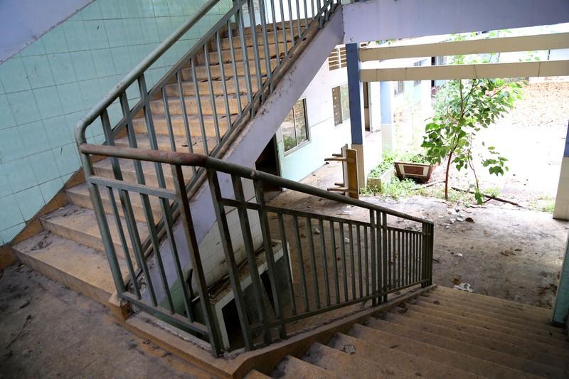 Ngôi trường tiểu học bỏ hoang gần 3 năm ở TP.HCM - ảnh 5