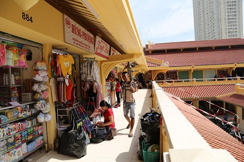 Chợ Bình Tây 'lột xác' sau hai năm tu sửa  - ảnh 13