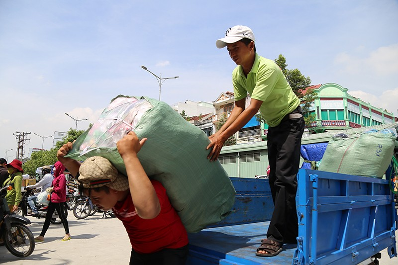 Chợ Bình Tây 'lột xác' sau hai năm tu sửa  - ảnh 3