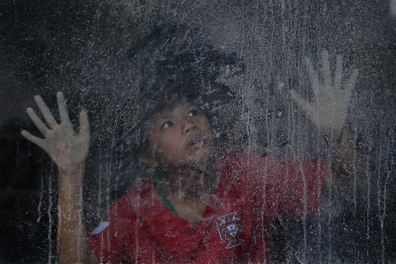 Loạt ảnh báo động về ô nhiễm không khí trên khắp Việt Nam - ảnh 11