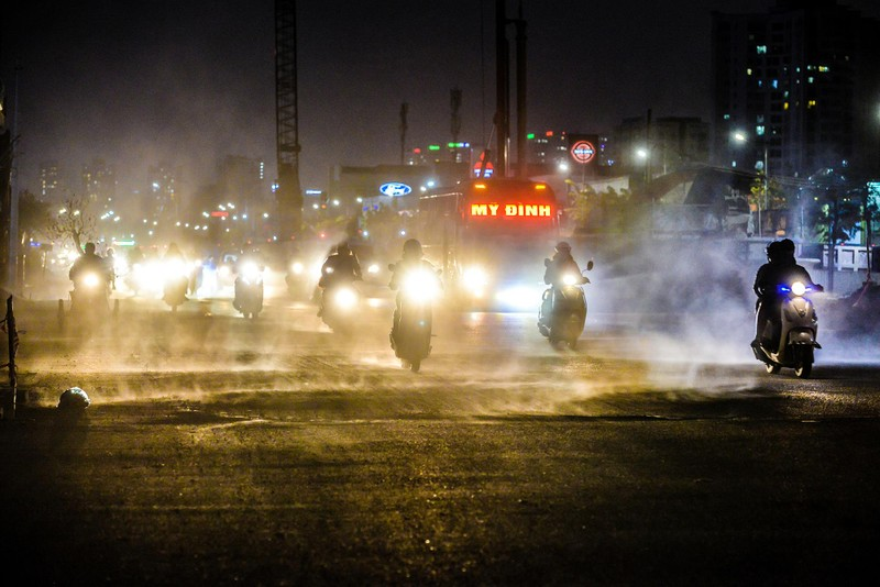 Loạt ảnh báo động về ô nhiễm không khí trên khắp Việt Nam - ảnh 4