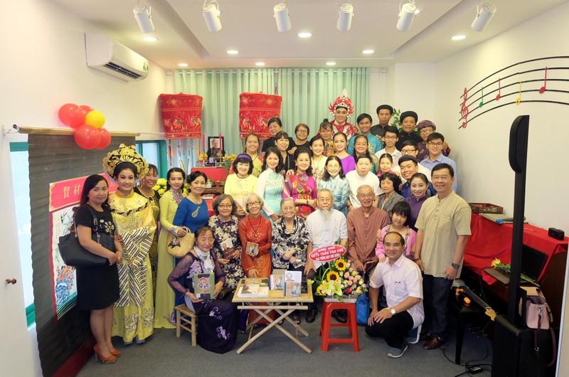 Xúc động lễ tưởng niệm 4 năm ngày mất cố GS-TS Trần Văn Khê - ảnh 3