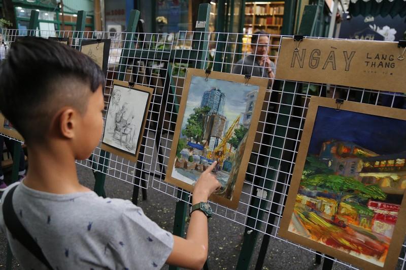 Cuối tuần đến đường sách xem ảnh và nghe kể chuyện về Sài Gòn - ảnh 3