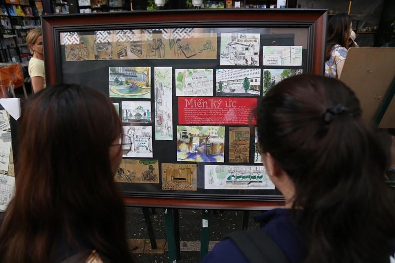 Cuối tuần đến đường sách xem ảnh và nghe kể chuyện về Sài Gòn - ảnh 4