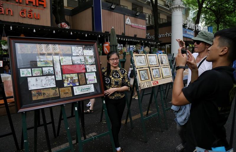 Cuối tuần đến đường sách xem ảnh và nghe kể chuyện về Sài Gòn - ảnh 5