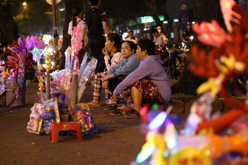 Dân Sài Gòn đổ về trung tâm vui đón Noel sớm - ảnh 16