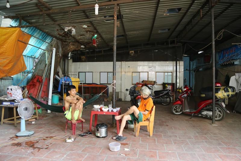 Di tích nhà cổ Vương Hồng Sển thoi thóp giữa Sài Gòn - ảnh 16