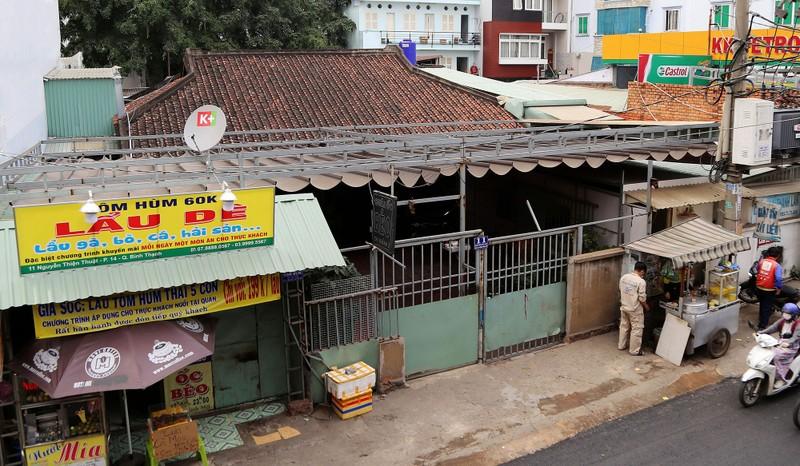 Di tích nhà cổ Vương Hồng Sển thoi thóp giữa Sài Gòn - ảnh 1