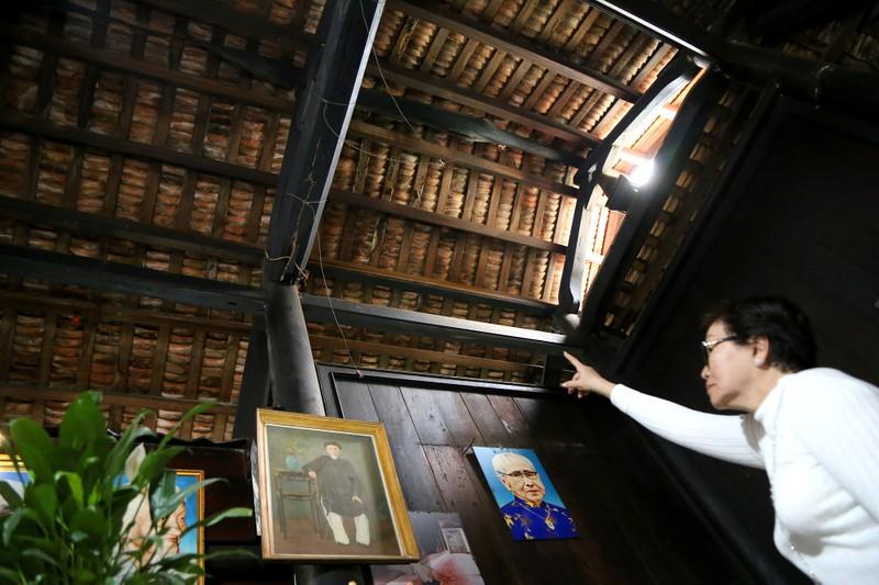 Di tích nhà cổ Vương Hồng Sển thoi thóp giữa Sài Gòn - ảnh 4