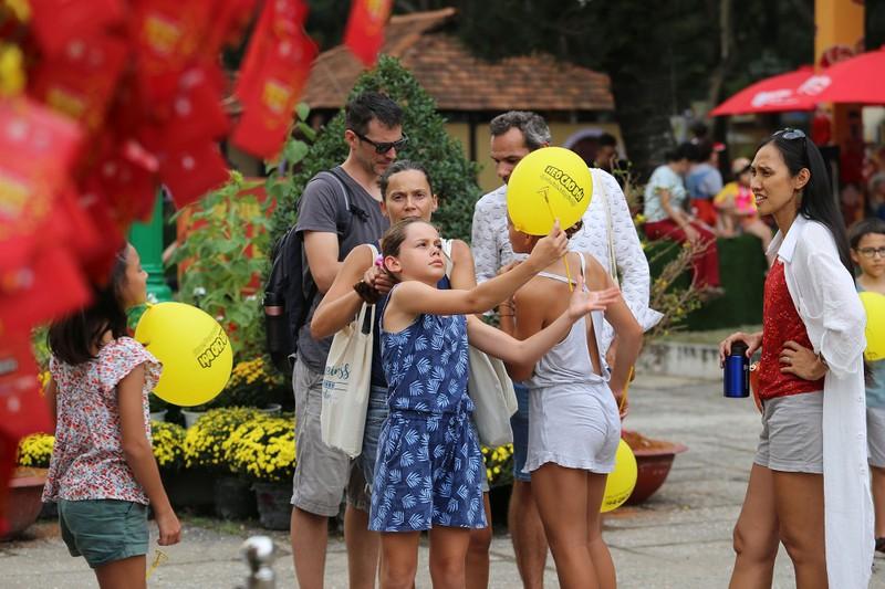 'Đến công viên Lê Văn Tám là thấy tết' - ảnh 17