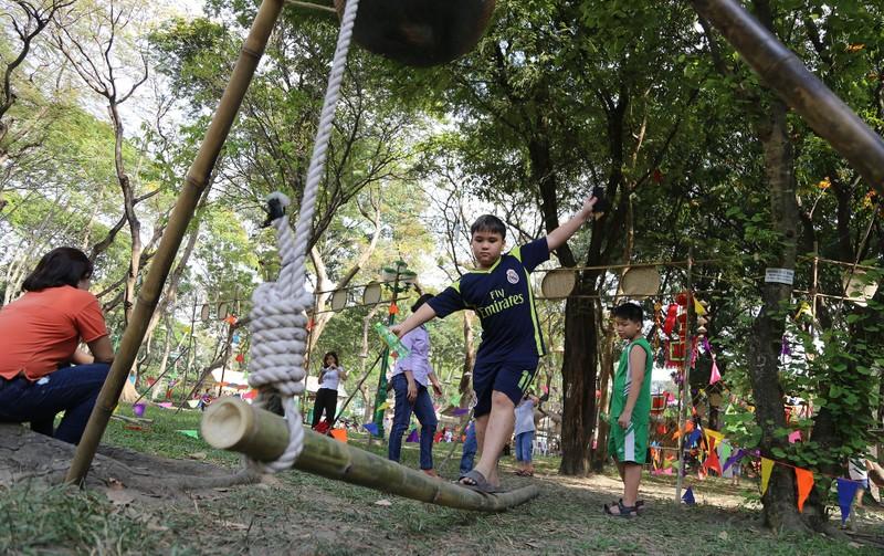 'Đến công viên Lê Văn Tám là thấy tết' - ảnh 3