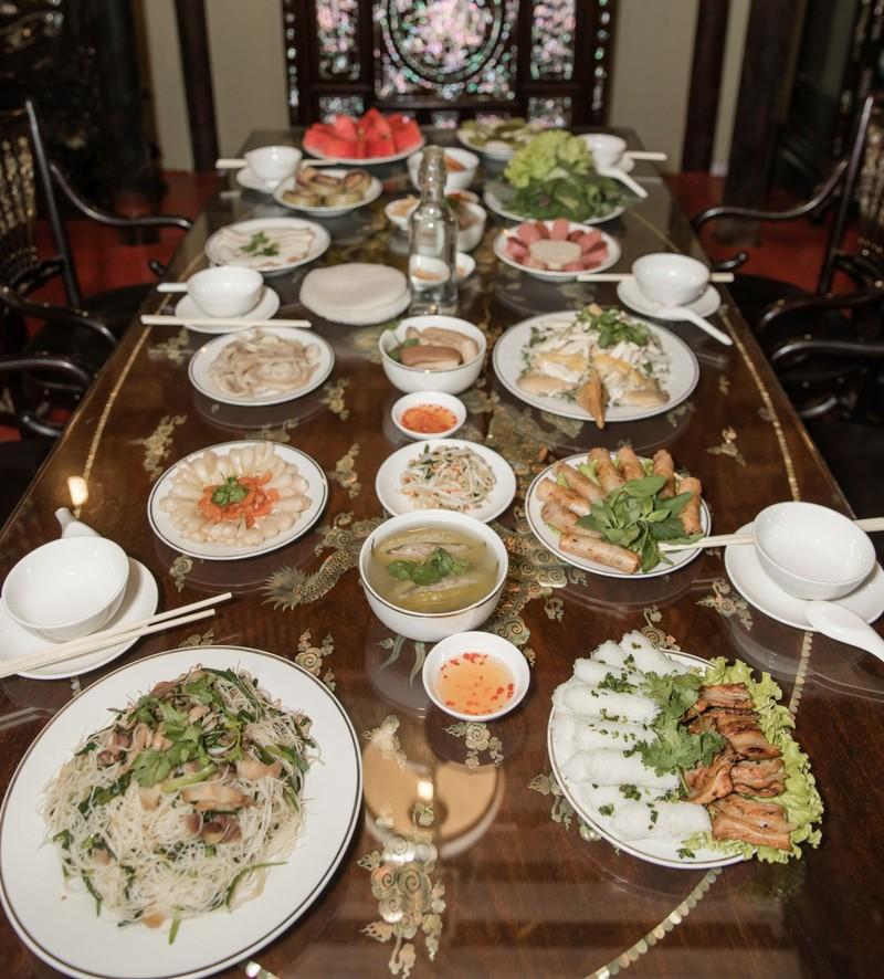 Nét độc đáo trong mâm cỗ tết của người Việt 3 miền - ảnh 3