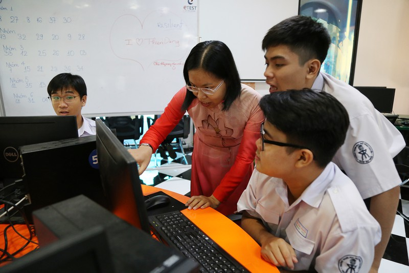 Cận cảnh ngôi trường dòng trăm tuổi ở Sài Gòn - ảnh 17