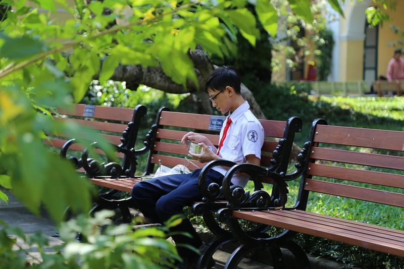 Cận cảnh ngôi trường dòng trăm tuổi ở Sài Gòn - ảnh 18