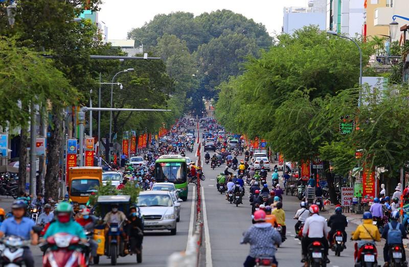 Cận cảnh đoạn đường Đinh Tiên Hoàng sắp đổi thành Lê Văn Duyệt - ảnh 3