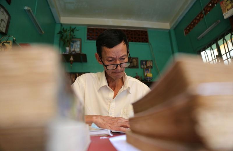 Vị cứu tinh của hàng ngàn người mê sách cũ ở Sài Gòn - ảnh 10