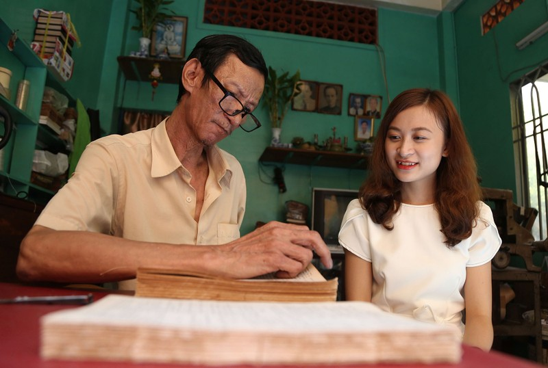 Vị cứu tinh của hàng ngàn người mê sách cũ ở Sài Gòn - ảnh 11