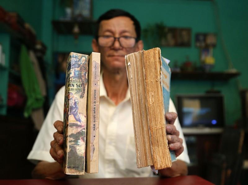 Vị cứu tinh của hàng ngàn người mê sách cũ ở Sài Gòn - ảnh 13