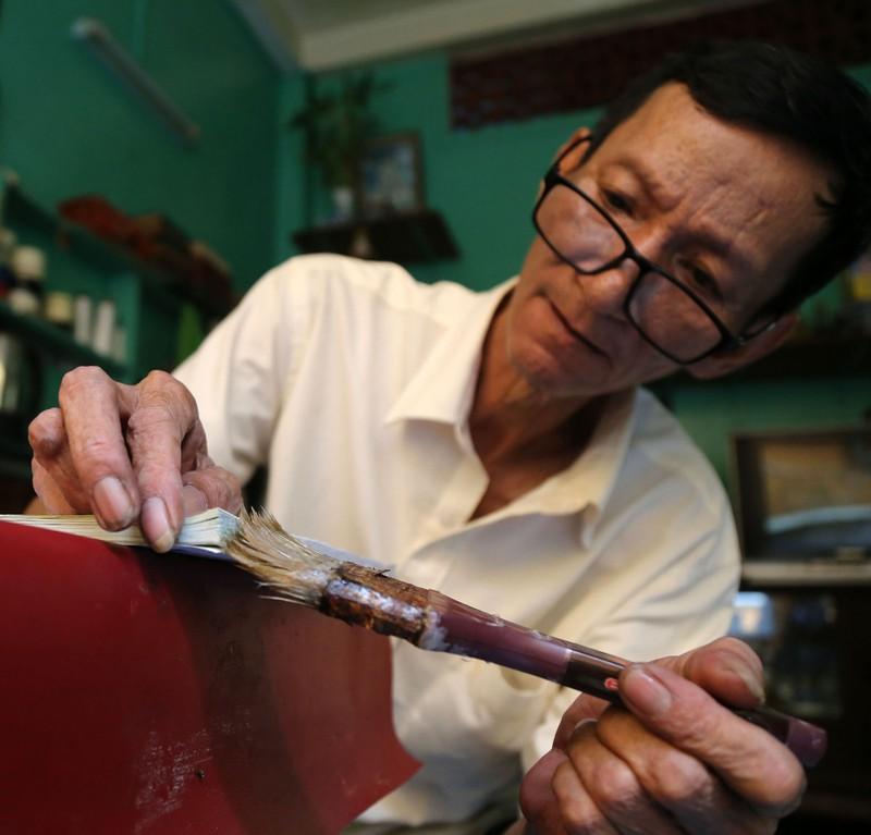 Vị cứu tinh của hàng ngàn người mê sách cũ ở Sài Gòn - ảnh 9