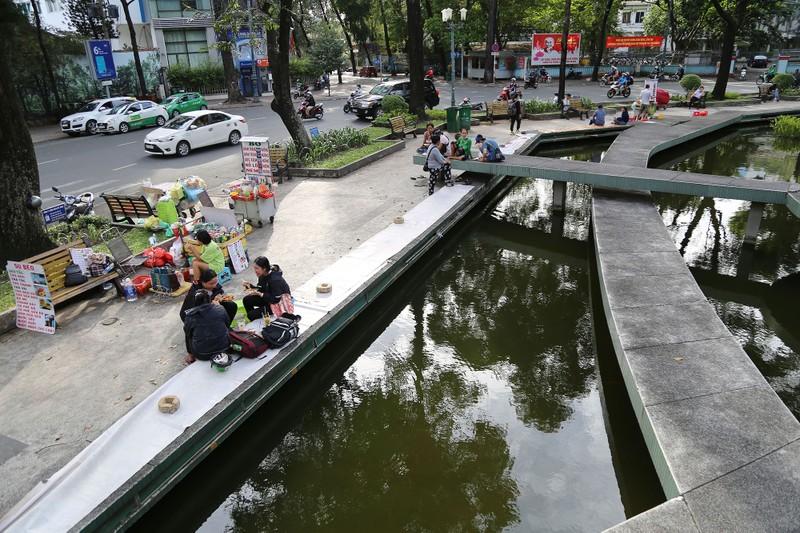 Ngắm diện mạo hồ con Rùa dự kiến thành phố đi bộ - ảnh 3