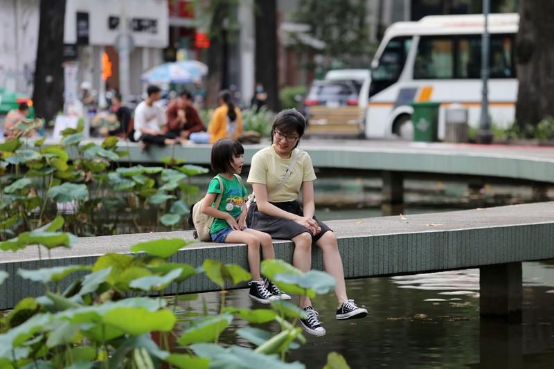 Ngắm diện mạo hồ con Rùa dự kiến thành phố đi bộ - ảnh 7