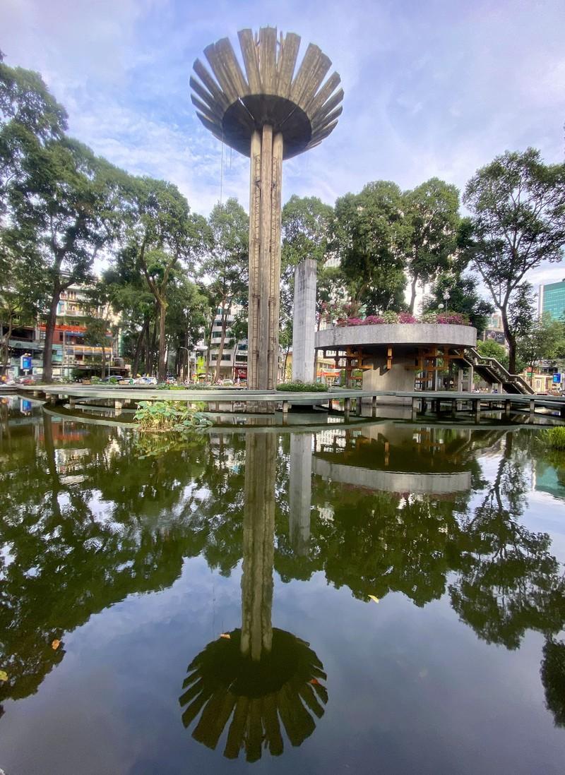 Ngắm diện mạo hồ con Rùa dự kiến thành phố đi bộ - ảnh 5