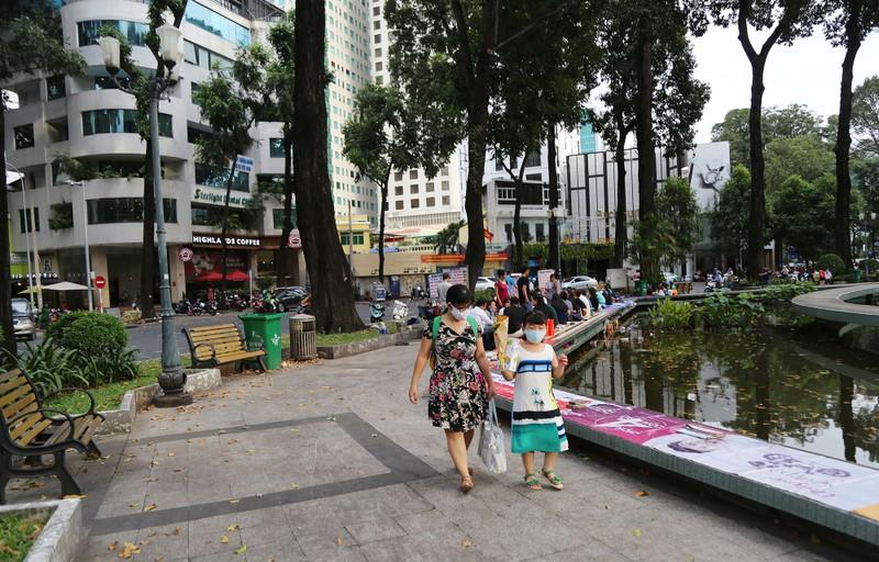 Ngắm diện mạo hồ con Rùa dự kiến thành phố đi bộ - ảnh 6