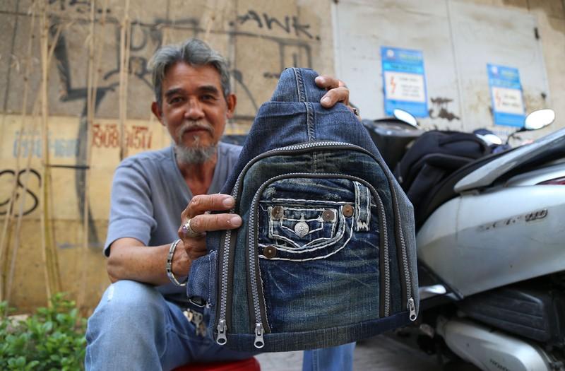 Nghề 'xé quần' độc nhất vô nhị ở Sài Gòn - ảnh 8