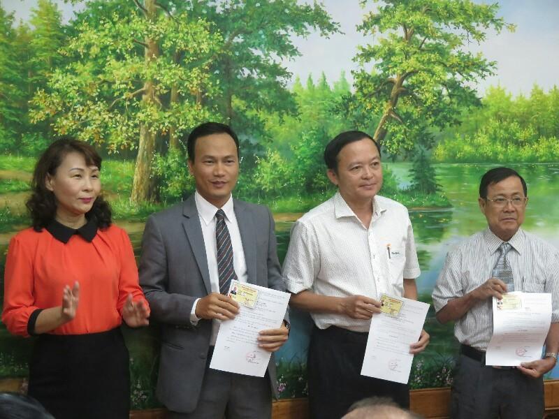 Ra mắt trụ sở TT Trọng tài thương mại luật gia VN - ảnh 2