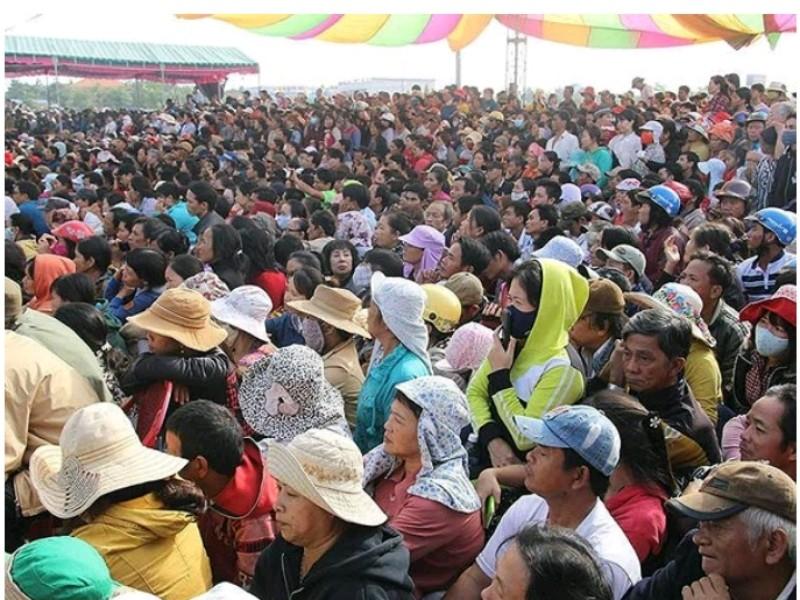 TAND huyện Củ Chi vẫn tổ chức xét xử lưu động - ảnh 1