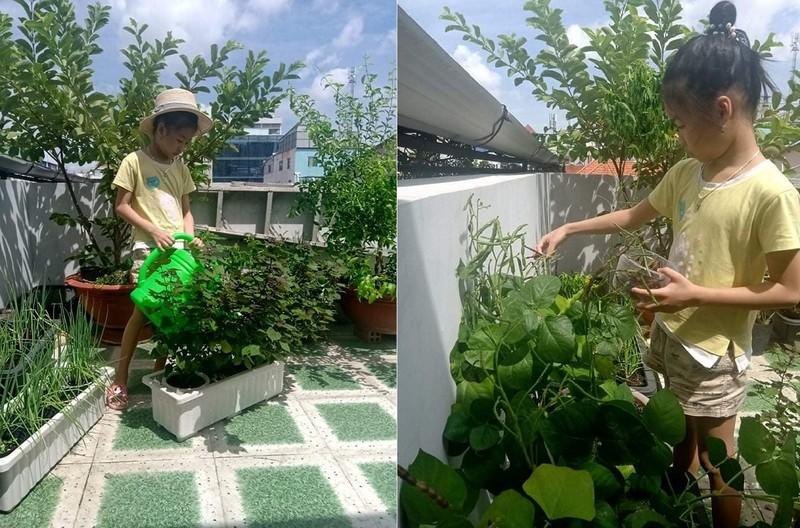 Mùa hè có dịch: Con trở thành nghệ sĩ, đầu bếp, nhà thực vật học,... - ảnh 1