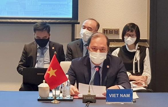 Đàm phán Bộ quy tắc ứng xử ở Biển Đông: 25 năm nhìn lại - ảnh 1
