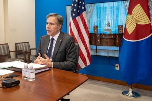 Quan chức Mỹ: Quân đội Myanmar hứa tổ chức bầu cử là để 'câu giờ' - ảnh 1