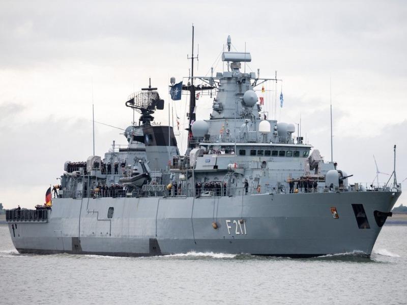 Buộc Đức giải trình việc điều tàu chiến đến Biển Đông: TQ đổi chiến lược với EU? - ảnh 1
