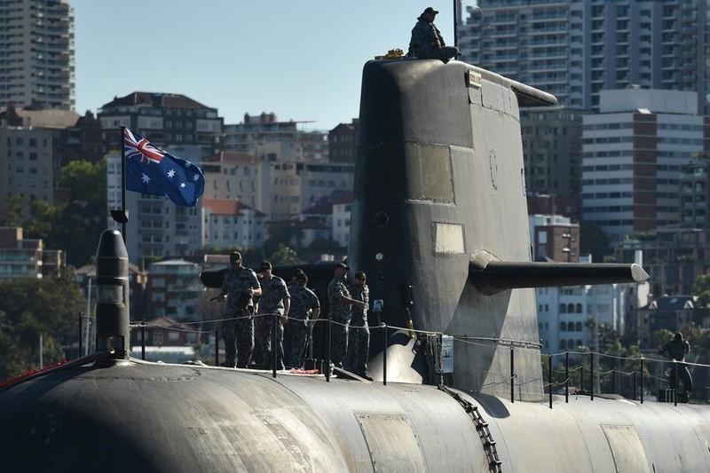 Cục diện sức mạnh hàng hải khu vực sẽ thế nào khi Úc có được tàu ngầm hạt nhân? - ảnh 1