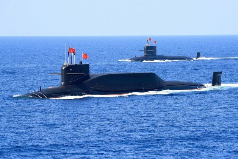 Chiến thuật tinh vi của Trung Quốc nhằm 'khai gian' số tàu ngầm hạt nhân hiện có - ảnh 1