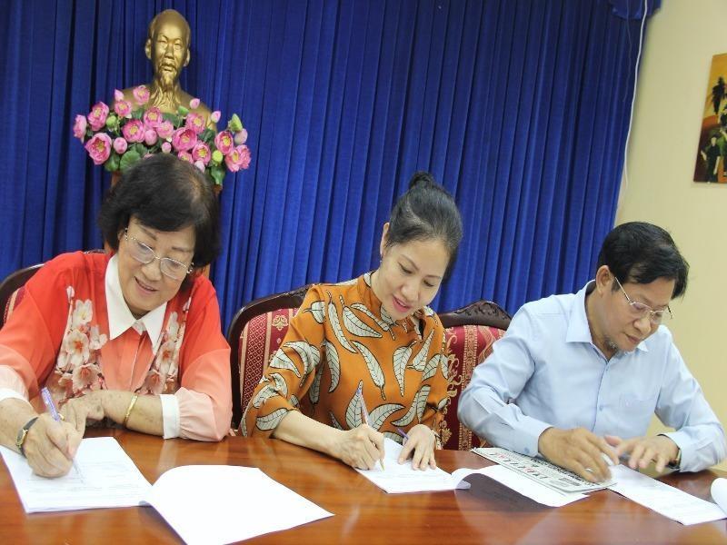 Sở Tư pháp, Đoàn luật sư TP.HCM... ký quy chế phối hợp - ảnh 1