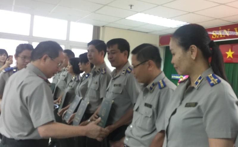 Thêm 29 chấp hành viên trung cấp cho TP.HCM - ảnh 2