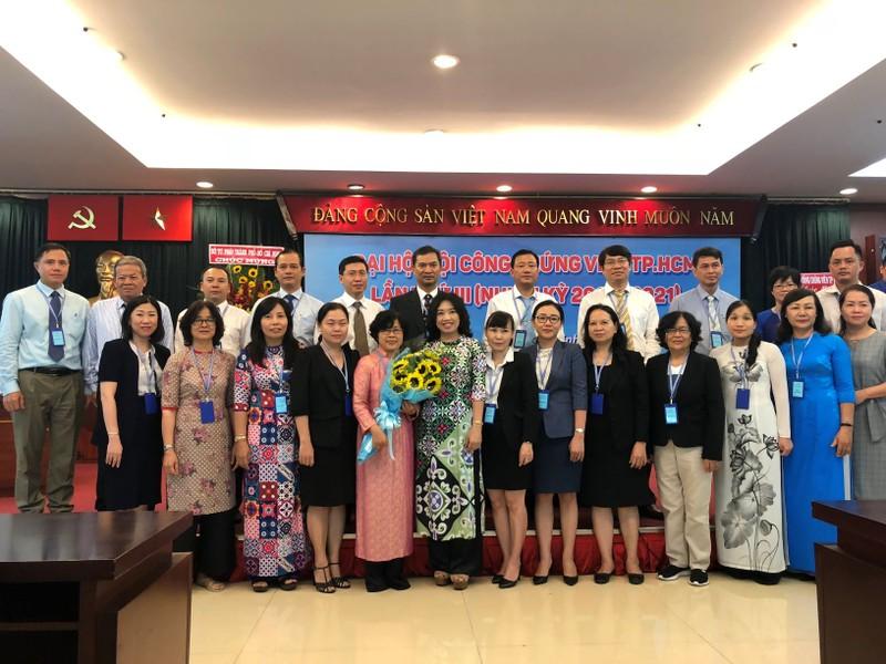 Bầu 15 người vào BCH Hội Công chứng viên TP.HCM nhiệm kỳ III - ảnh 7