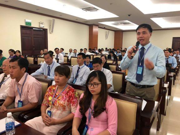 Bầu 15 người vào BCH Hội Công chứng viên TP.HCM nhiệm kỳ III - ảnh 4