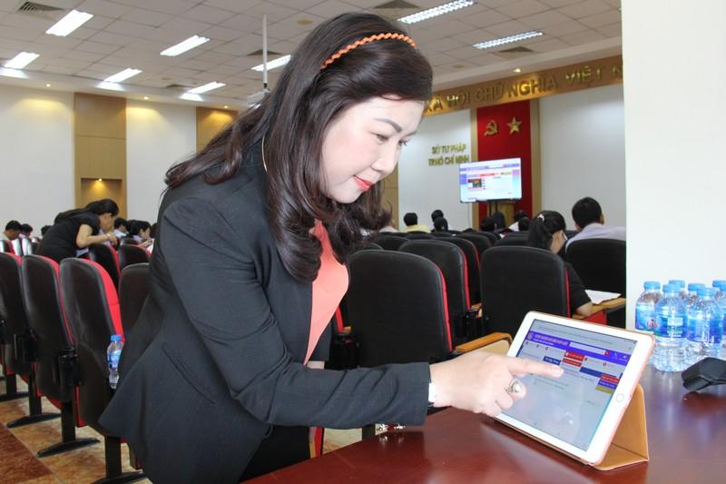 TP.HCM ra mắt kênh cung cấp thông tin pháp luật chính thức - ảnh 3