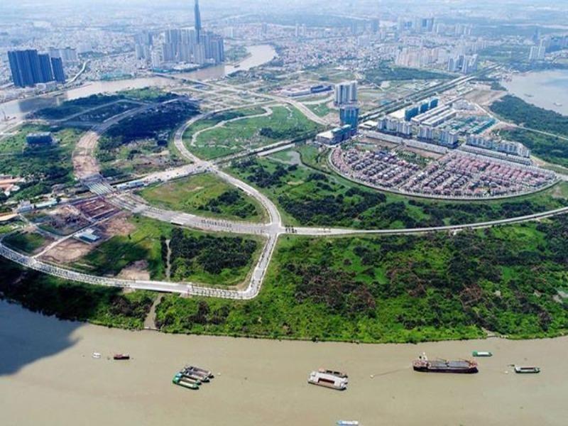 Sơ tuyển quốc tế nhà đầu tư trong khu đô thị mới Thủ Thiêm  - ảnh 1