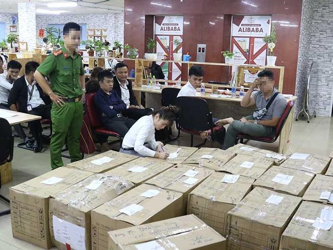Cơ quan điều tra ngăn chặn Alibaba tẩu tán tài sản  - ảnh 1