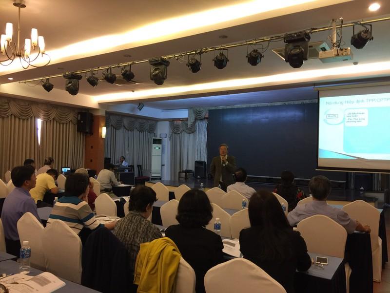 Nhiều hoạt động nhân ngày truyền thống Luật sư Việt Nam - ảnh 1