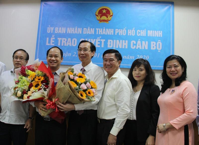 Ông Lê Đức Thanh làm chủ tịch UBND quận 2  - ảnh 2