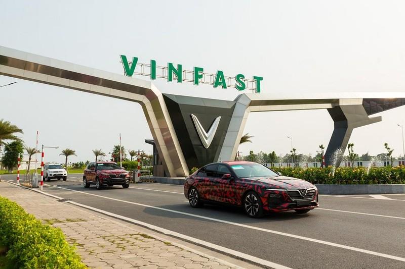 Ấn tượng với hành trình xuyên Việt dài 6.000 km của xe VinFast - ảnh 1
