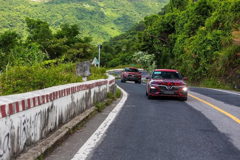 Ấn tượng với hành trình xuyên Việt dài 6.000 km của xe VinFast - ảnh 5