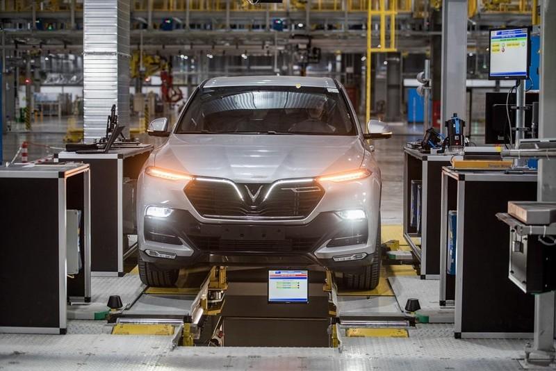 VinFast khánh thành nhà máy, bắt đầu sản xuất ô tô hàng loạt - ảnh 1