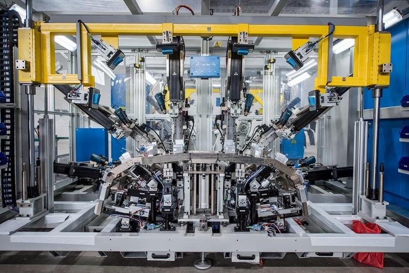 VinFast khánh thành nhà máy, bắt đầu sản xuất ô tô hàng loạt - ảnh 4